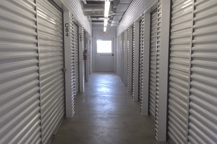 texas climate controlled storage