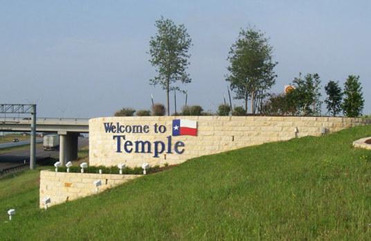 Temple Texas