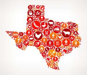 Labor Day Texas BBQ Event